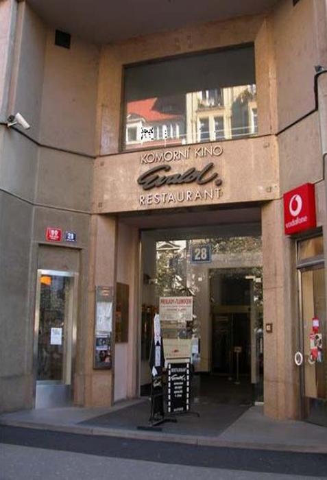 Kino Evald Praha 490