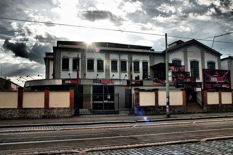 Rockopera Prague 8