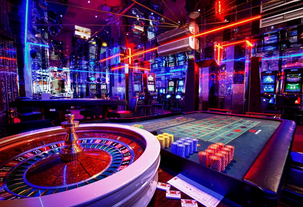 Harrahs slot machines ac