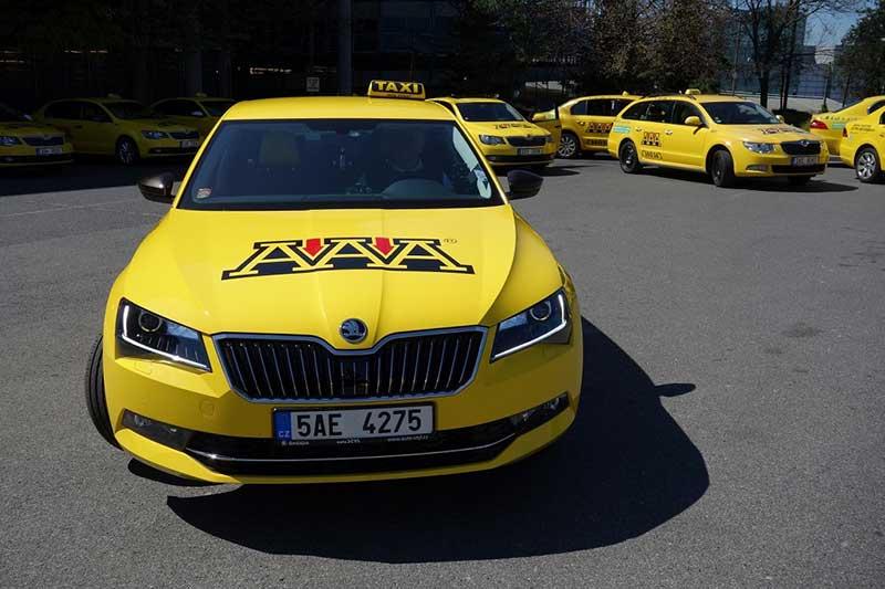 Aaa Taxi Prague 3