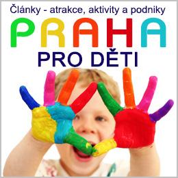 Články pro děti Akce v Praze