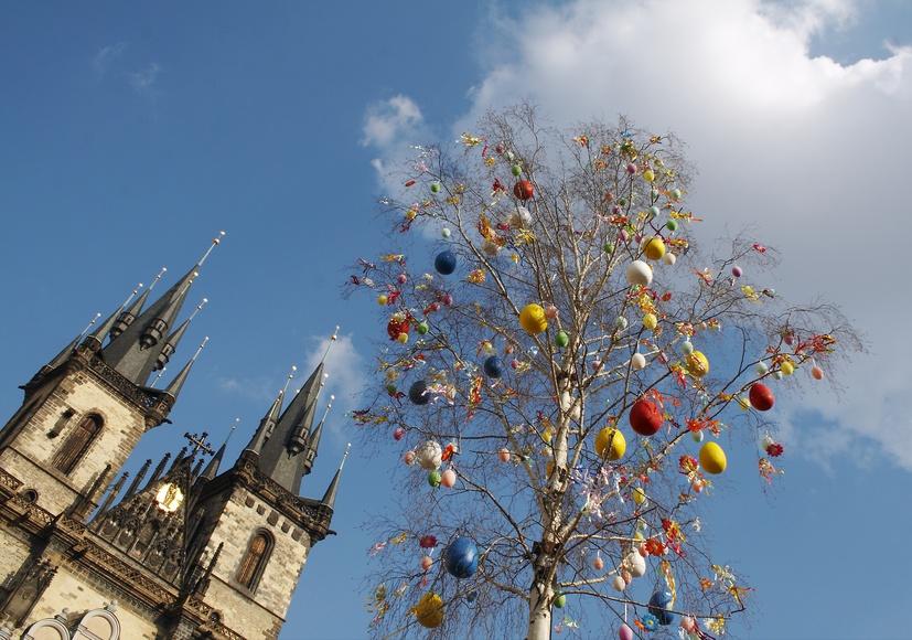 Prague Easter Markets 2019