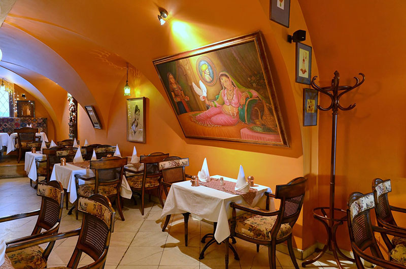 Authentic Indian cuisine in Prague