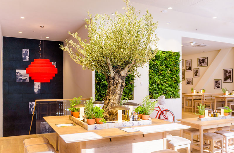 Vapiano comes to Prague