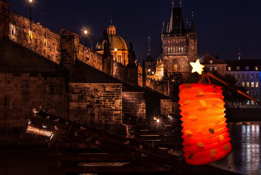 St. Martin's Day celebrations in Prague