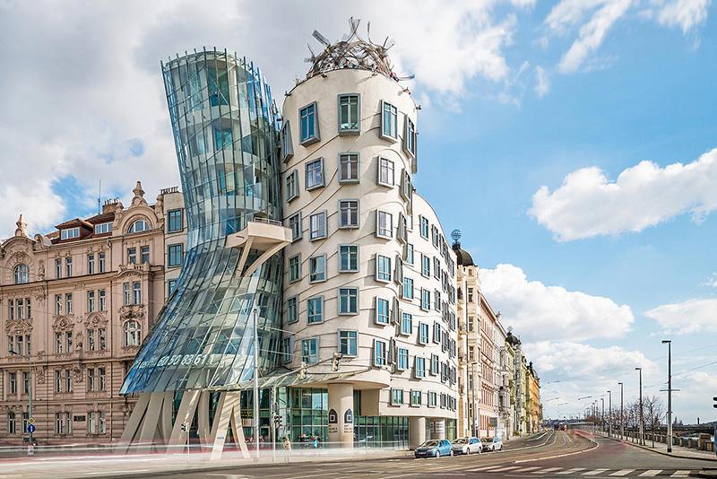 Dancing Building Prague