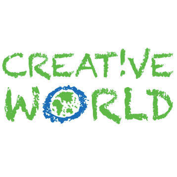 Creative World Logo