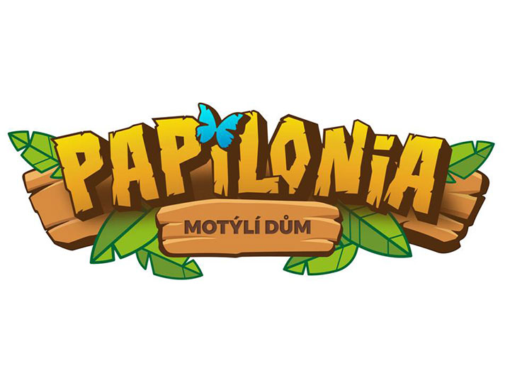 Papilonia Logo Praha