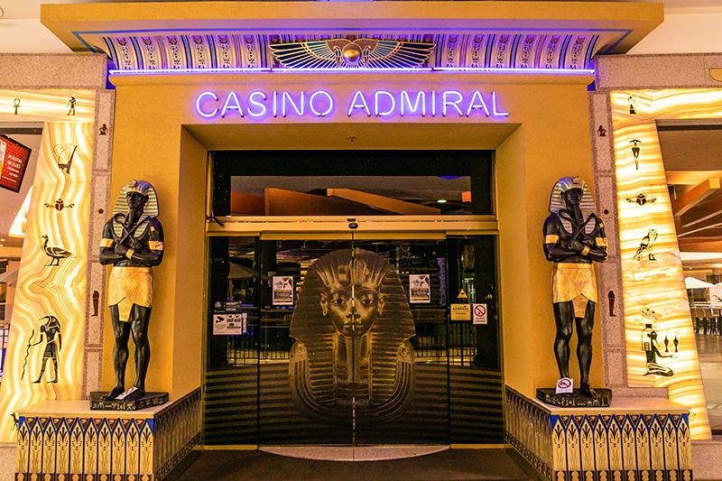 Admiral Casino Kleopatra Prague 1