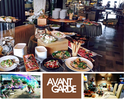 Avantgarde Restaurant Prague