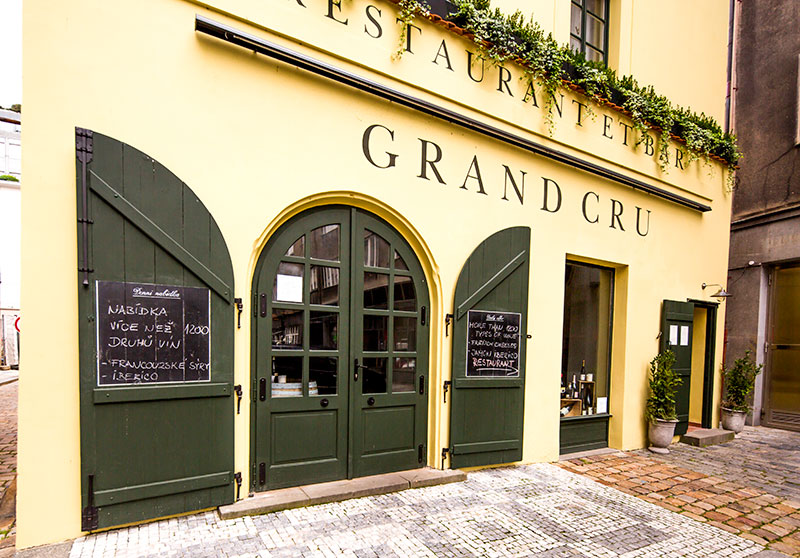 Grand Cru Prague Restaurant7