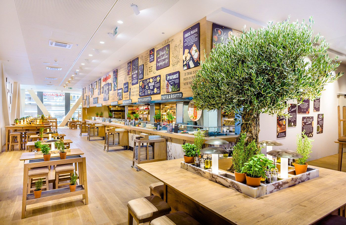 Vapiano Quadrio Prague