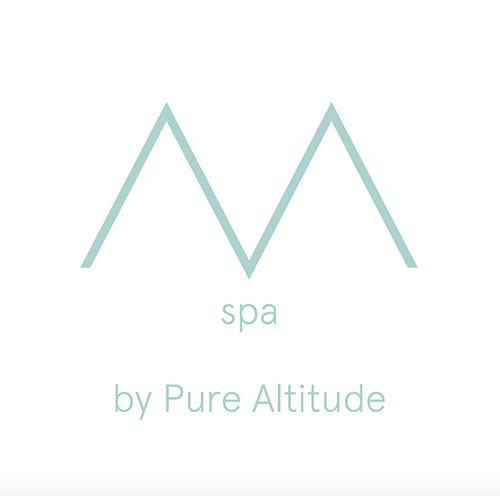 M Spa Prague Logo