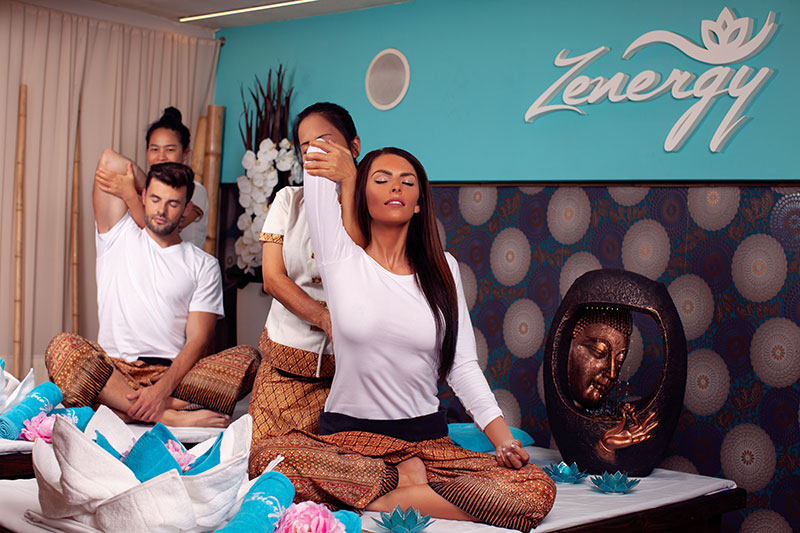 Zenergy Spa Prague
