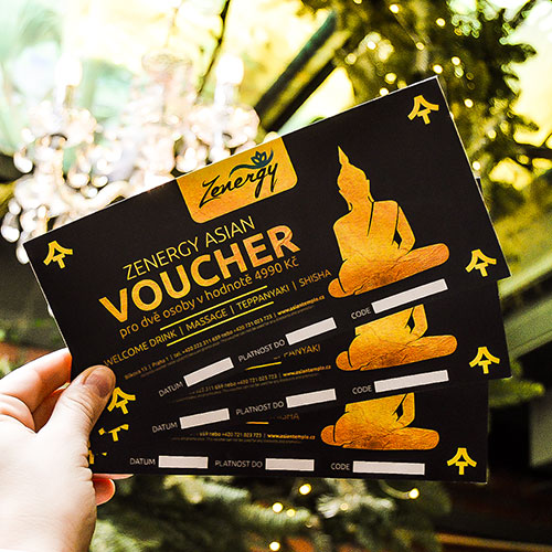 Zenergy Voucher