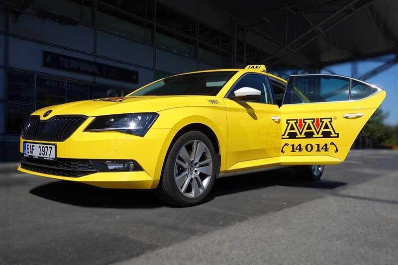 Aaa Taxi Prague 1