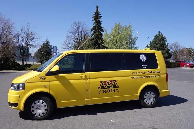 Aaa Taxi Prague 6
