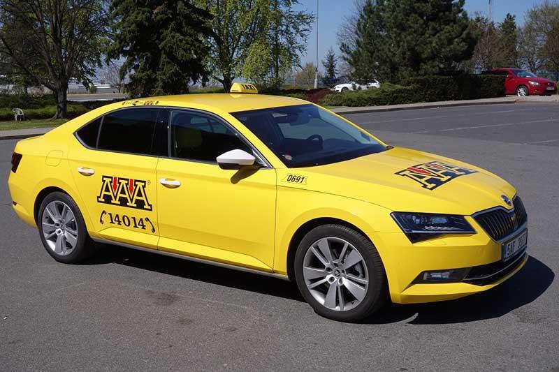 Aaa Taxi Prague 7