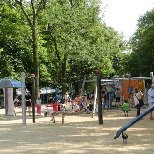 Parco giochi - Isola dei bambini (Dětský ostrov)