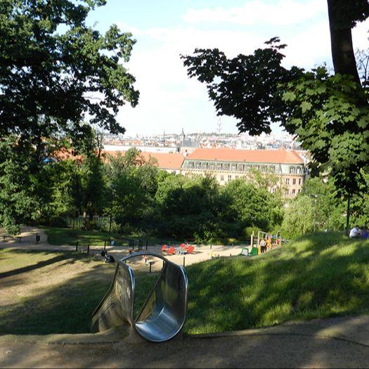 Parco giochi - Sacre Coeur