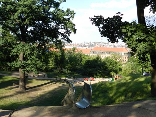 Sacre Coeur Hriste Praha
