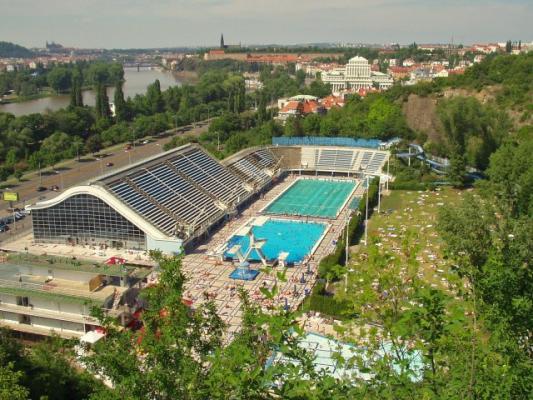 Podoli Praha 5