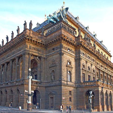 Il Teatro Nazionale (Národní divadlo)