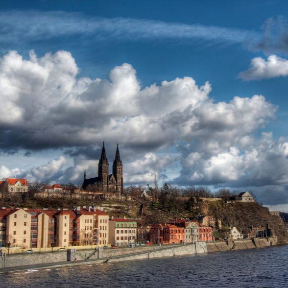 La Fortezza di Vyšehrad