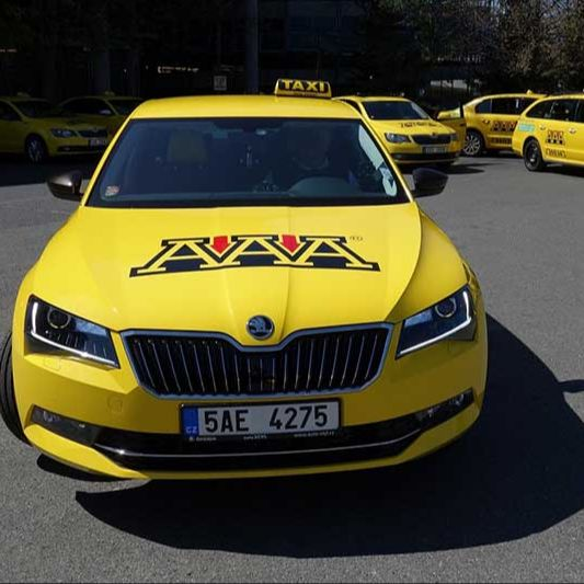AAA Taxi – reliable taxi service in Prague