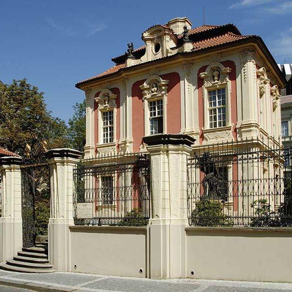 Museo Antonín Dvořák