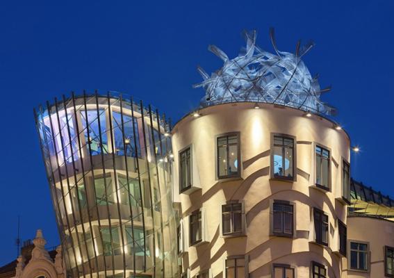 Dancing Building2 Prague